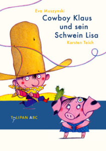 Cowboy Klaus and his Pig Lisa cover