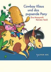Cowboy Klaus and the Farting Pony cover