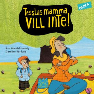 Tessla's mum cover
