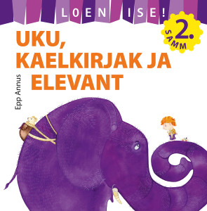 Uku, the Giraffe and the Elephant_cover